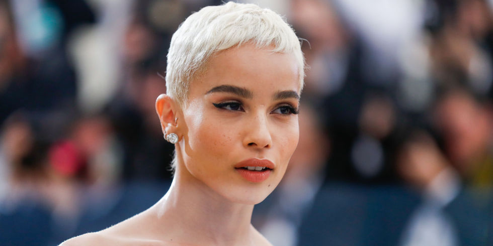 Zoe Kravitz Is The New Face Of Ysl Beauty Zoekravitz Shine My Crown