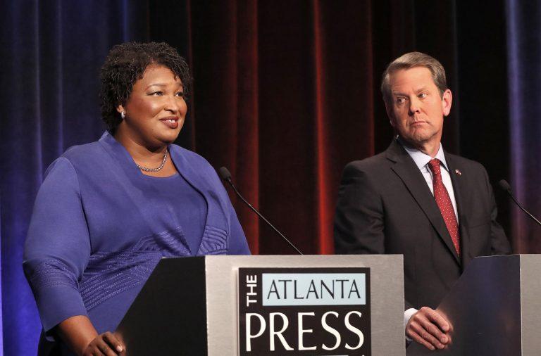 Abrams vs. Kemp: GA Race for Governor Heats Up