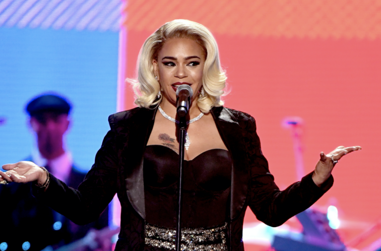 Faith Evans Honored With Lady of Soul Award At 2018 Soul Train Awards