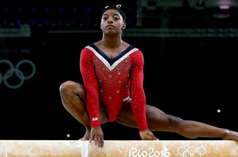 Simone Biles Is America's Most Decorated Gymnast
