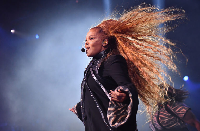 Rock & Roll Hall of Fame: Janet Jackson Inducted!